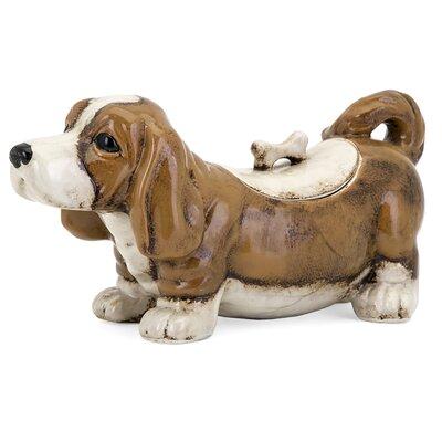 The Dog Cookie Decorative Jar