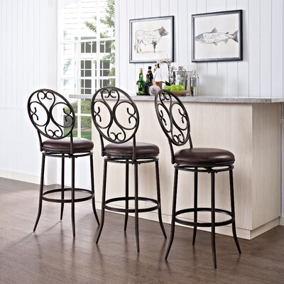 Irma 47.25 Swivel Bar Stool