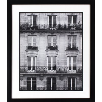 Across the Street Framed Photographic Print