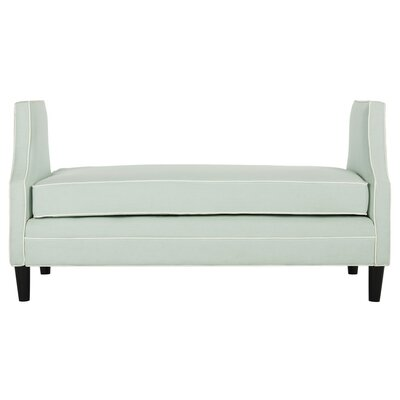 Margot Settee Upholstery: Robins Egg Blue