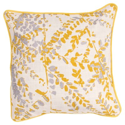 Alidade Cotton Throw Pillow
