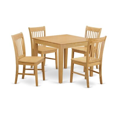 Lennox 5 Piece Dinning Set