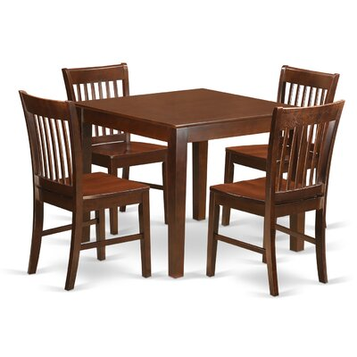 Lennox 5 Piece Dining Set
