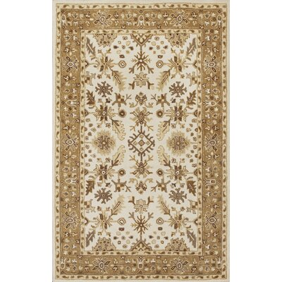Auer Tapestry Area Rug Rug Size: 33 x 53