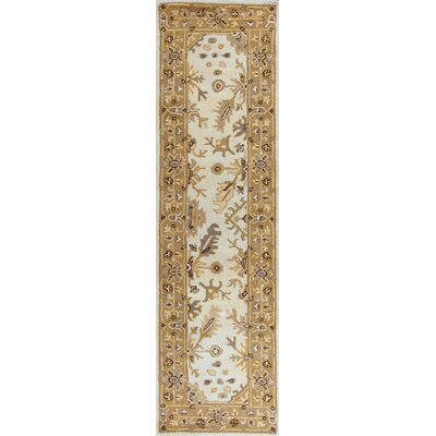 Auer Tapestry Area Rug Rug Size: Runner 23 x 8