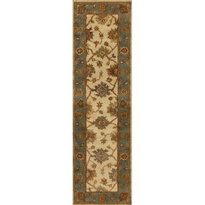 Auer Syria Area Rug Rug Size: Runner 23 x 8