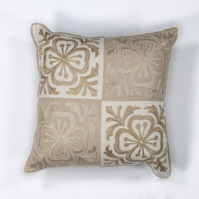 Bockman Cotton Throw Pillow