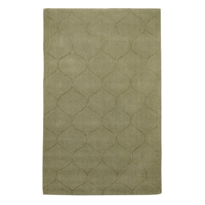 Bog Water Harmony Celadon Area Rug Rug Size: Rectangle 33 x 53