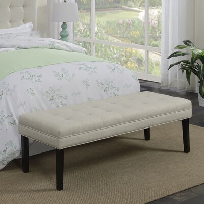 Steinbach Tuft Upholstered Bedroom Bench