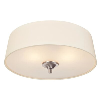 Innisbrook 2-Light Flush Mount