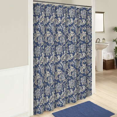 McKinley Cotton Shower Curtain
