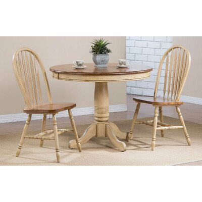 Clyde 3 Piece Dining Set