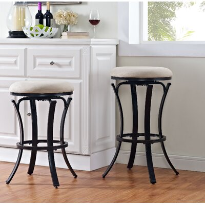 Irving 30.5 Swivel Bar Stool