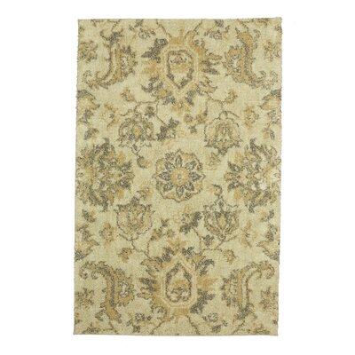 Dumbarton Beige Area Rug Rug Size: Rectangle 5 x 7