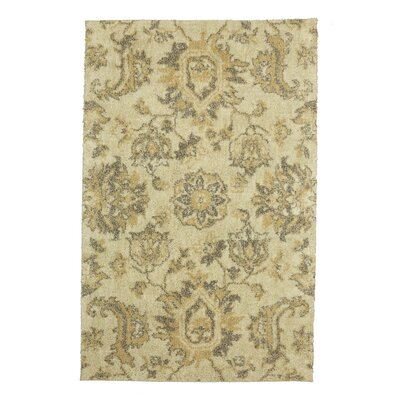 Dumbarton Beige Area Rug Rug Size: Rectangle 8 x 10