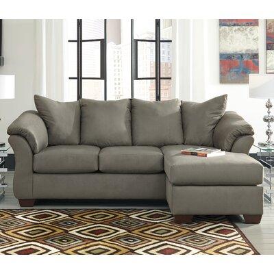 Huntsville Sectional Upholstery: Cobblestone