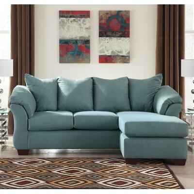 Huntsville Sectional Upholstery: Sky