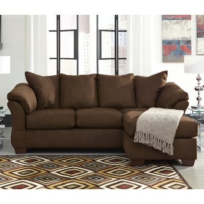 Huntsville Sectional Upholstery: Caf�