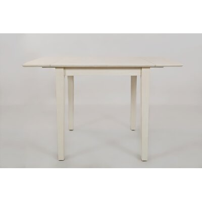 Dunster Extendable Dining Table Finish: Linen