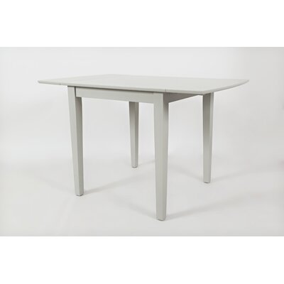 Dunster Extendable Dining Table Finish: Dove