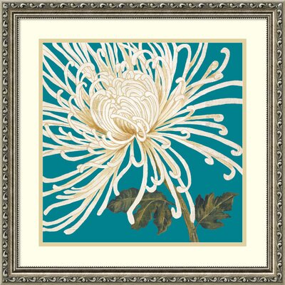 Mums The Word II (Floral) Framed Graphic Art