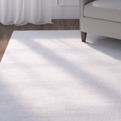 Goldston Hand-Loomed Taupe Area Rug