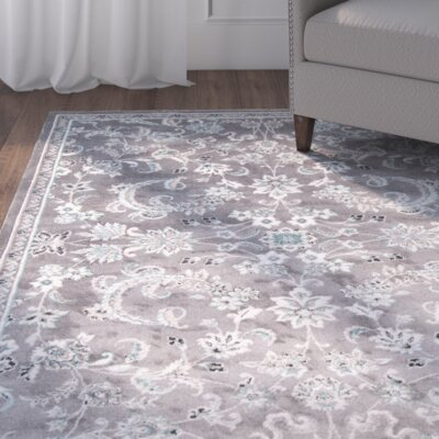 Kinsley Gray Area Rug