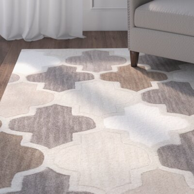 Billmont Safari Tan/Elephant Area Rug Rug Size: Rectangle 12' x 15'