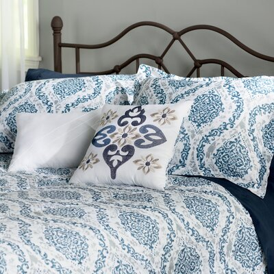 Clarksville 5 Piece Comforter Set Size: Full/Queen