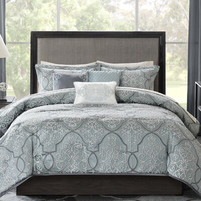 Dreiling 6 Piece Duvet Set Size: Full/Queen
