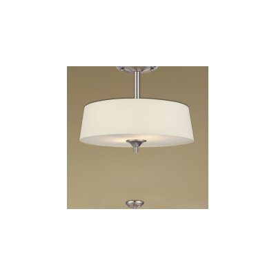 Innisbrook 2-Light Drum Pendant