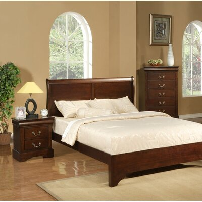 Ferrero Panel Bed