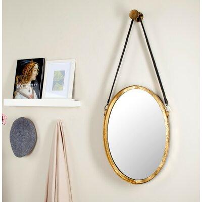 Alcott Hill Pembroke Strap Mirror