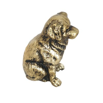 Gold Table Top Figurine
