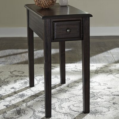 Dyana End Table Finish: Brown