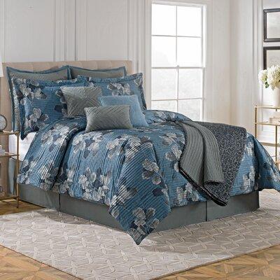 Billingham 10 Piece Comforter Set Size: Queen