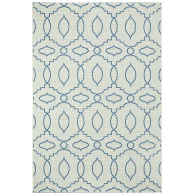 Birchover Blueberry Moor Outdoor Area Rug Rug Size: 3'11