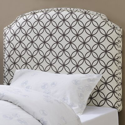 Bristol Woods Upholstered Panel Headboard Size: Twin