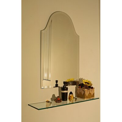 Bristol Frameless Wall Mirror