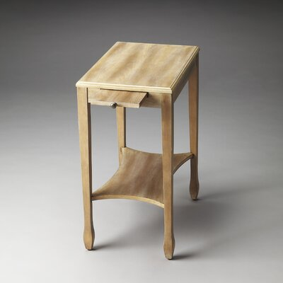 Stubbe End Table Color: Driftwood