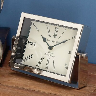 Table Clock Size: 8