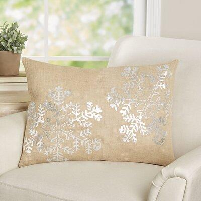 Mifflin Burlap Lumbar Pillow