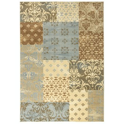 Greenside Camel Area Rug Rug Size: Rectangle 53 x 77