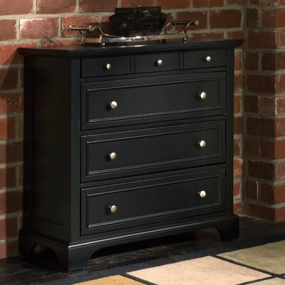 Marblewood 4 Drawer Chest