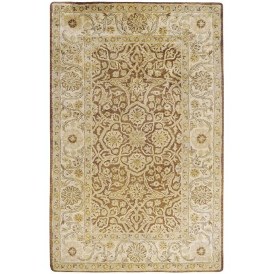 Anderle Beige Area Rug Rug Size: Rectangle 5 x 8