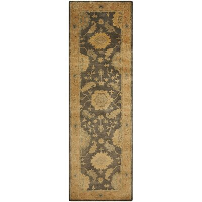 Anderle Moss Area Rug Rug Size: Runner 26 x 8