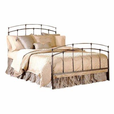 Leavitt Metal Bed Size: King