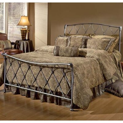 Arkwright Panel Bed Size: King