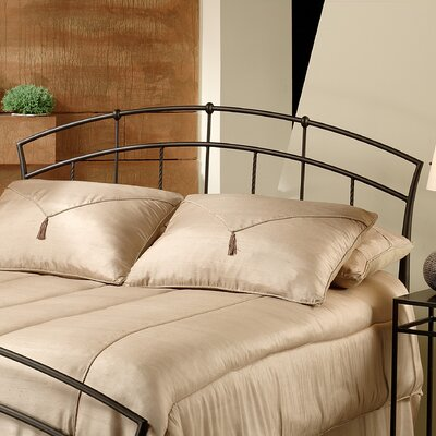 Anna Slat Headboard Size: King