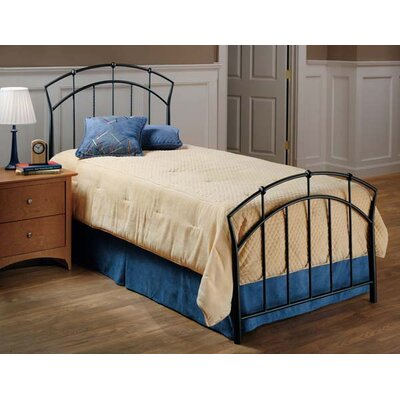 Anna Panel Bed Size: Twin